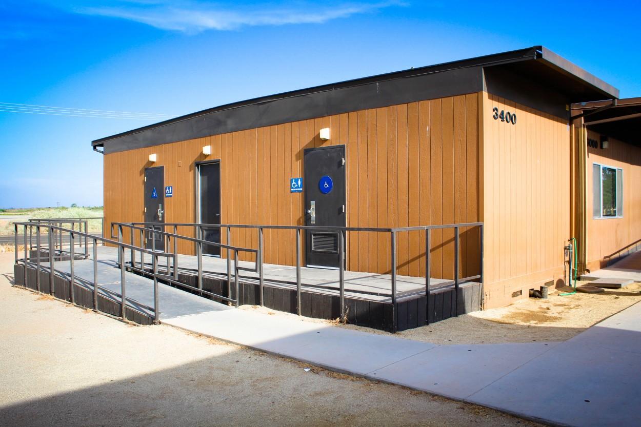 Modular Classroom Relocation ~ Ivc relocatable classrooms nielsen construction