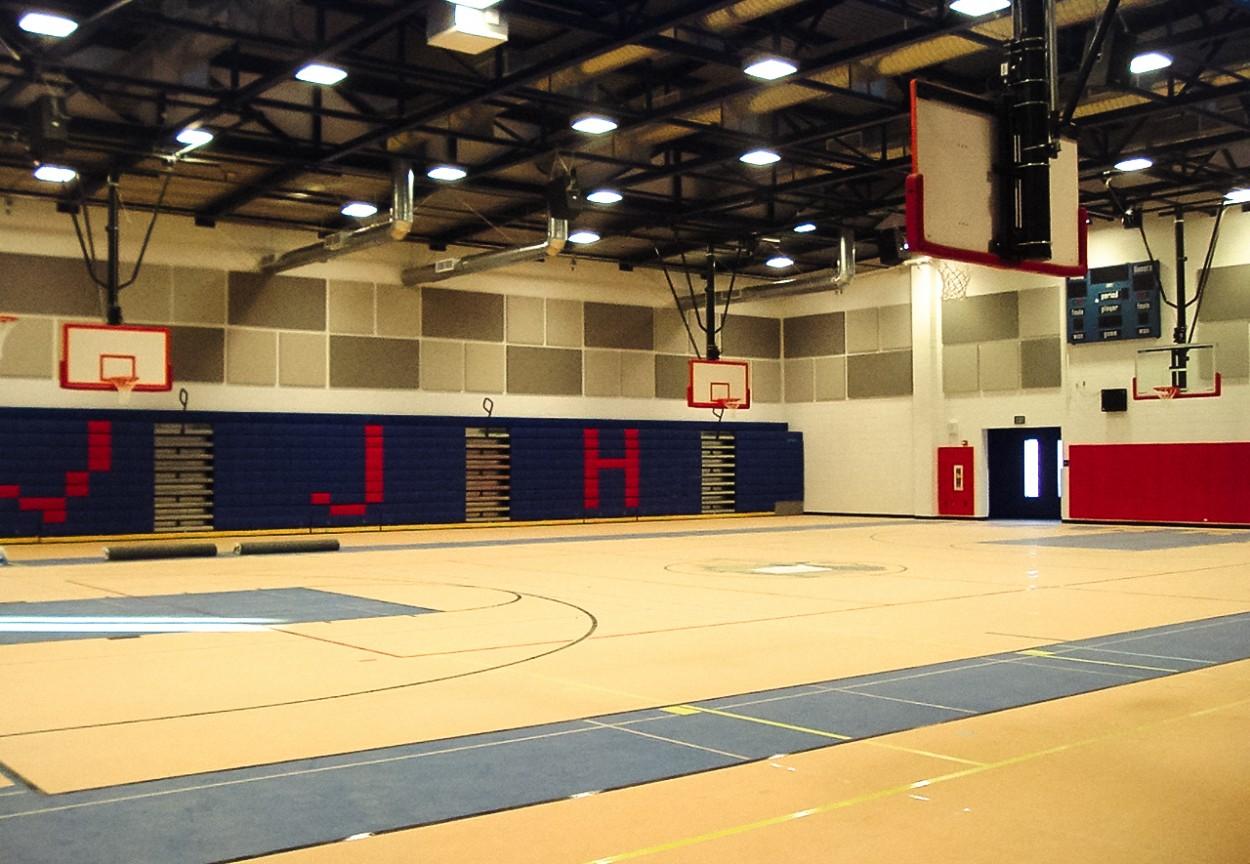 Wilson Junior High School Gymnasium Nielsen Construction